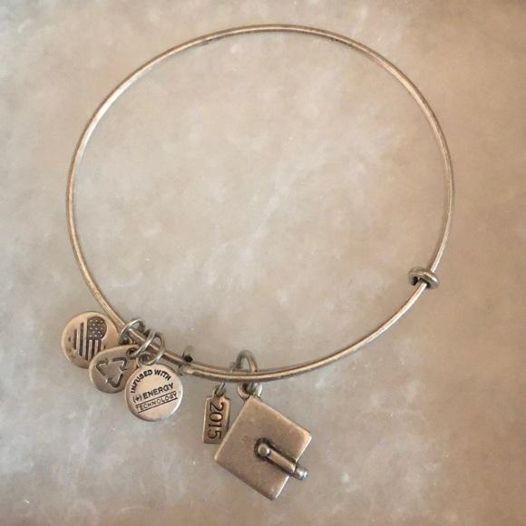 Alex and Ani Jewelry - Alex and Ani Graduation Bracelet